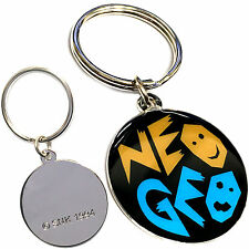 NEW Neo Geo SNK Keyring Keychain GREAT FOR NEOGEO COLLECTORS aes cd cdz