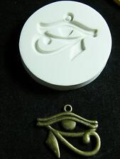 Egyptian Eye of Horus Polymer Clay Mold (#MD1331)