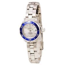 Invicta 14125 Women's Pro Diver Silver Dial Steel Dive Watch