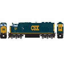 Athearn ATHG64895 HO Scale SD70MAC CSX #4532 Locomotive w/ DCC & Sound RTR