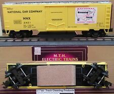 eSPee™ TRACK CLEANING REEFER CAR - MTH - MNX / National Car Company - O Scale