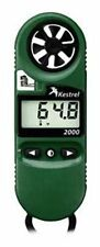 Kestrel 2000 Pocket Wind Meter - Weather temperature, Wind Chill, Wind Speed