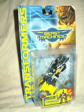 Transformers Action Figure Prime Beast Machines Deluxe Mirage Vehicon 6 inch