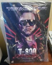 Hot Toys Terminator 2: Judgement Day T1000 1/6Th Scale Collectible Action Figure