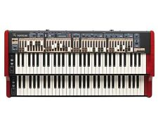 Nord C2D 61-key Dual Manual Combo Organ 2 Sets of Physical Drawbars --