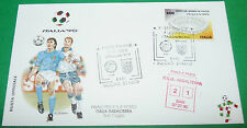 RARE ITALIA 90 07/07/1990 ITALIA - ENGLAND MATCH 3ème PLACE COUPE MONDE FOOTBALL