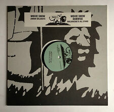 JUNIOR DELAHAYE - MOVIE SHOW * 12 INCH VINYL * WACKIE'S * MINT * FREE P&P UK