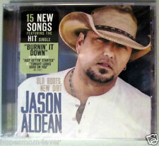 NEW Jason Aldean SIGNED Old Boots New Dirt CD AMAZON EXCLUSIVE AUTOGRAPHED COPY