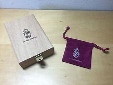 Jewelry Wooden box + case NYMPHENBURG Estuche de madera para Joyería + Funda