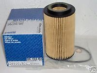 Rover 75 2.0 CDT CDTi 1951cc Diesel Oil Filter OX153D2 Genuine Mahle 1999-2004