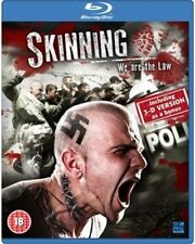 SKINNING - WE ARE THE LAW - NEW  (N58/D2)  {Blu-ray}