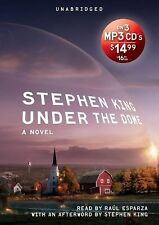 Under the Dome by Stephen King (2011, CD, Unabridged)