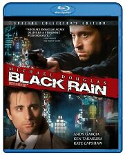 BLACK RAIN (Michael Douglas) Special Collector' -   Blu Ray - Sealed Region free