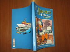 I MAESTRI DISNEY ORO N°25 MONOGRAFIA DELLE STORIE DISEGNATE DA GUIDO MARTINA