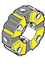 HITACHI EXCAVATOR HYDRAULIC PUMP COUPLING. EX200-2 EX200LC-2