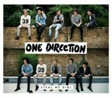 NEW - Steal My Girl [Single] by One Direction (UK) (CD, Oct-2014, Syco Music)
