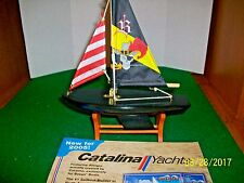 2005 BoSun Boats 8.25 inch Black Catalina Yacht by Reeves International