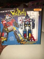 Voltron 1 Defender Of The Universe Matchbox 1984 Japan Taiwan Warrior Space Robo