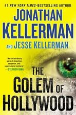 The Golem of Hollywood by Jonathan Kellerman (2014 Hardback) Priced to sell