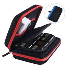New Austor Hard Travel Carrying Case for new Nintendo 3DS XL up to 16 3DS Game