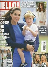 Hello magazine Kate Middleton Prince George Tania Bryer wedding Bindi Irwin