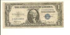 1935A $1 Silver Certificate C 3485 1080 D