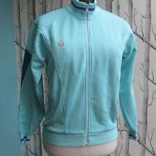 Asics Recorder FXII Sacred Women's Blue Japanese Running Track Jacket Top S 90cm