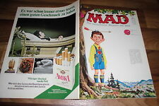 MAD # 62 -- 8x JAMES BOMB 007: Dr. NO-NO - GOLDFINGERLING - DILLETANTENFIEBER