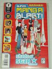 SUPER MANGA BLAST #7 DARK HORSE COMICS MAGAZINE SEPTEMBER 2000