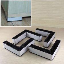 """furniture leg cabinet base aluminum plastic 4"""""""