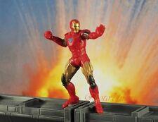Marvel Superhero Iron Man Mark VI AVENGERS Status Figure Model Cake Topper K783