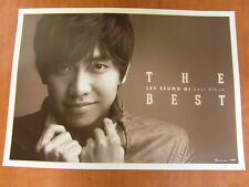 LEE SEUNG GI - The Best [OFFICIAL] POSTER *NEW* K-POP