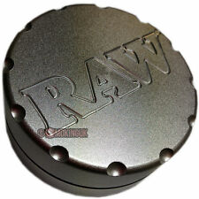 RAW Super Shredder 2 Part Herb Grinder - Rolling Papers Brand -  No Box incl.