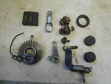 SUZUKI DS80 JR80 OR50 RM50 RM60 RM80 KICK GEAR & MISCELLANEOUS