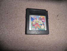 GAMEBOY Colore-GAME & WATCH GALLERY 3-CARRELLO