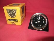 NOS VDO Kienzle Clock 12 volt Under Dash Perfect in Box