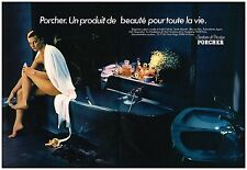 Publicité Advertising 1979 (2 pages) Sanitaire de Prestige Porcher