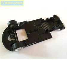W10182 Scalextric Spare Underpan & Front Wheel Assembly for Bugatti Veyron
