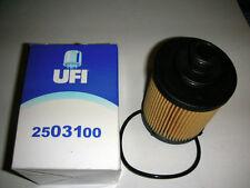 2503100    FILTRO OLIO  ALFA ROMEO MITO 1.3 JTD 16v