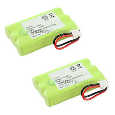 2x Cordless Phone Battery for GE 52660 2-5802 2-5825