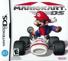 Mario Kart DS  (Nintendo DS, 2005) for DS,DSI,DSI XL,3DS without package