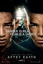 AFTER EARTH - Movie Poster - Flyer - 11 X 17 - WILL SMITH - VERSION A