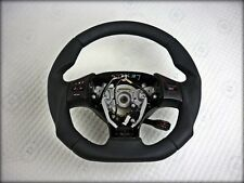 custom LEXUS IS220 250 350 Steering Wheel Flat bottom Thumbs Biceps Thick Volant