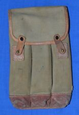 Ammo Belt Case POUCH for MP-38/40, PPS-43, PPSH-41 for 3 Magazines