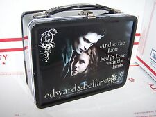 EDWARD AND BELLA TWILIGHT LUNCH BOX WITH THERMOS
