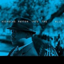NEW SEALED Into the Blue by Nicholas Payton (CD, 2008, Nonesuch (USA)) JZ1382