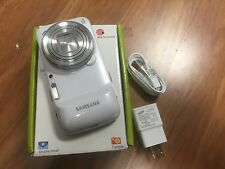 Fair Cosmetics Samsung Galaxy S4 Zoom SM-C105A 16GB White ATT Unlocked.