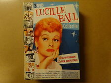 3-DVD BOX / LUCILLE BALL - COLLECTIE