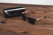NORTHERN GARMS TORTOISE RAY WAYFARER BAN WOODEN SUNGLASSES £21.00 UV 400 SUMMER