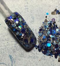 Nail Art Acrylic Gel Glitter Mix Crafts    Sensational Limited Edition